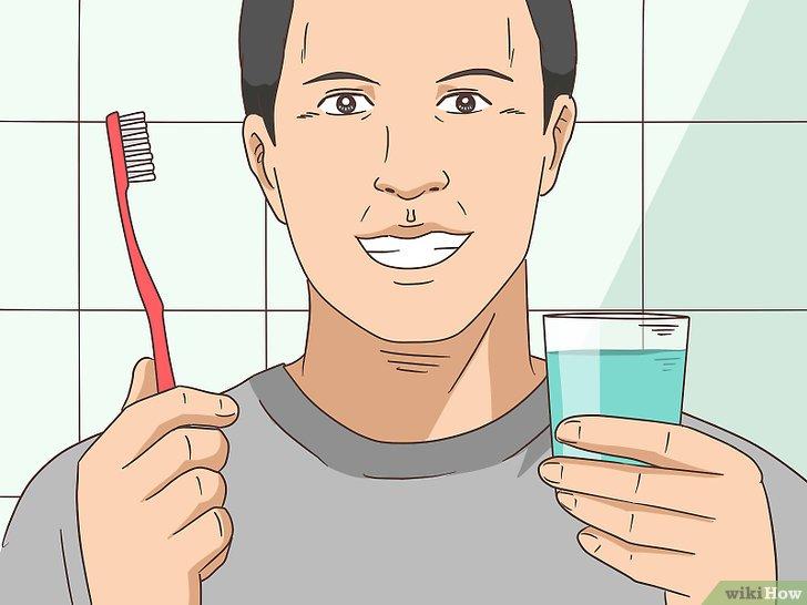 صورة عنوانها Tell if You Have Bad Breath Step 10