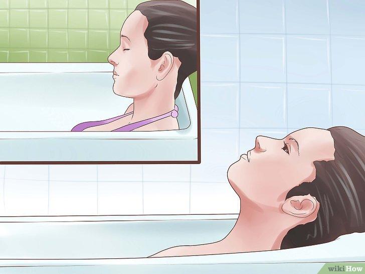 Come Rilassarsi con un Bagno Caldo 9 Passaggi