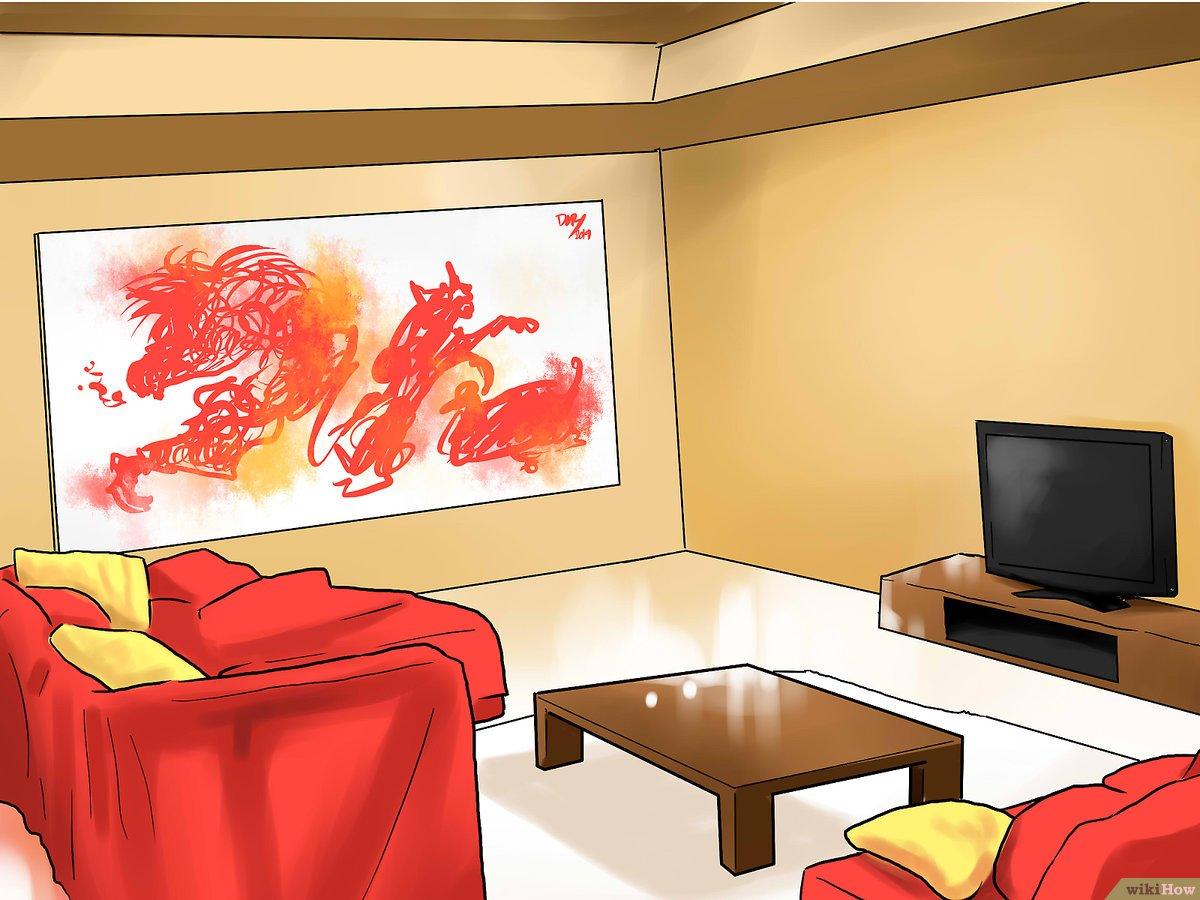 Possiamo stabilire che le pitture per interno si. 4 Modi Per Scegliere I Colori Per Le Pareti Wikihow