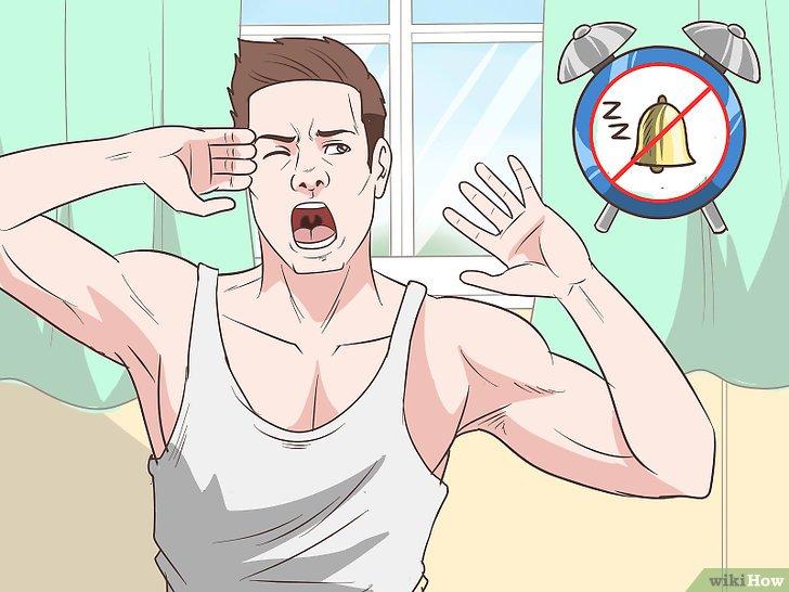 4 formas de despertar temprano  wikiHow