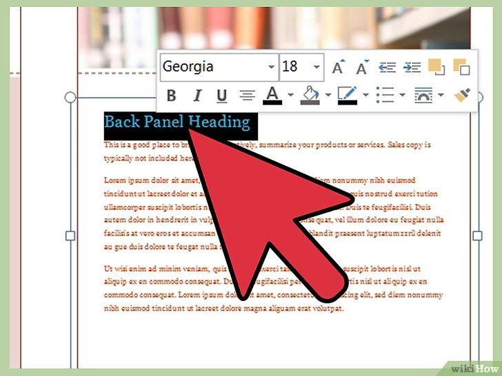 Cómo Crear Folletos Usando Microsoft Publisher 11 Pasos