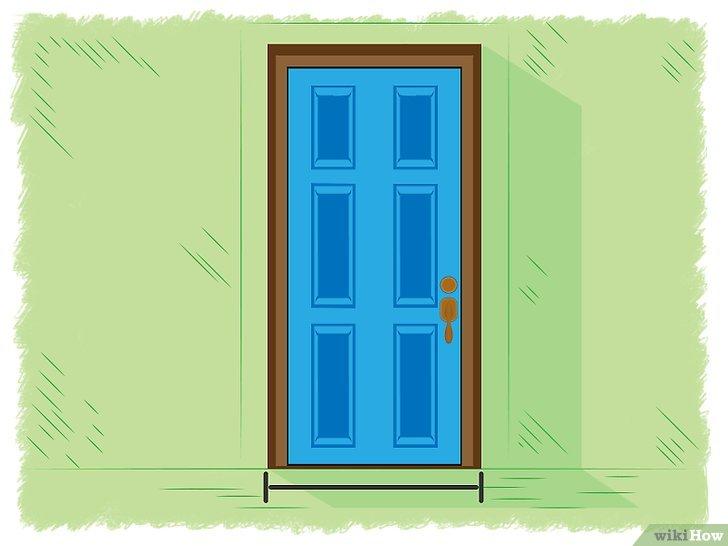 Cmo cambiar el umbral de una puerta 26 pasos