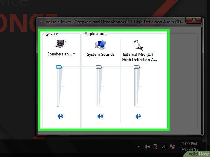 حل مشكلة عدم عمل الصوت على جهاز كمبيوتر يعمل بنظام ويندوز