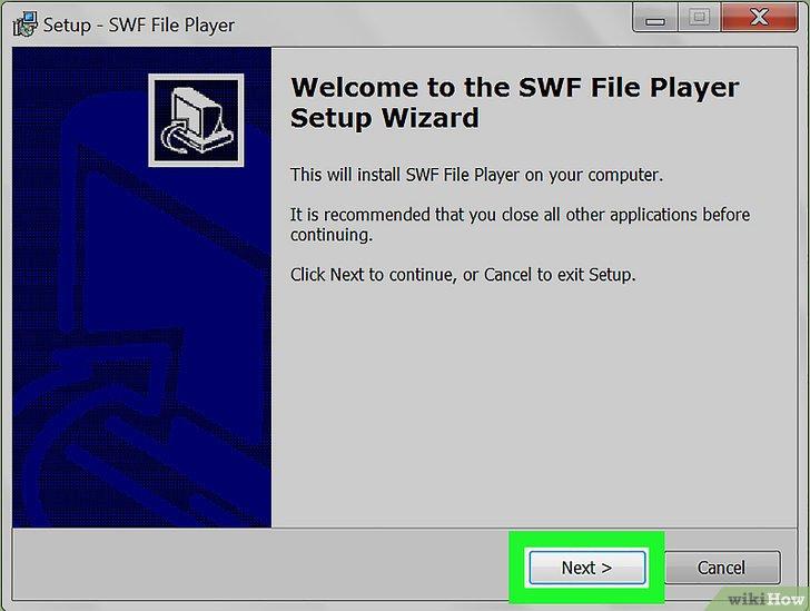 Come Aprire File SWF 18 Passaggi Illustrato