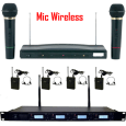 Prinsip Cara Kerja Mic Wireless UHF VHF Dan FM