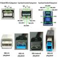 Tipe Dan Jenis Konektor Kabel USB