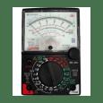 Cara Mengukur Tegangan Listrik AC DC Dengan Multitester