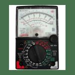Cara Mengukur Tegangan Listrik AC DC Dengan Multitester - Gambar Multi Tester