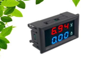 Cara Memasang Dual Digital Voltmeter Plus Ammeter
