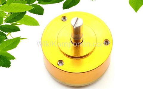 Potensio Plastik Konduktor Sensor Sudut Presisi WDD35D CPP45B