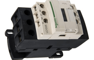 Skema Cara Pemasangan Kontaktor Schneider LC1D32