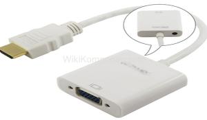 Audio Amplifier Tidak Keluar Suara Saat Menggunakan Koneksi Kabel HDMI