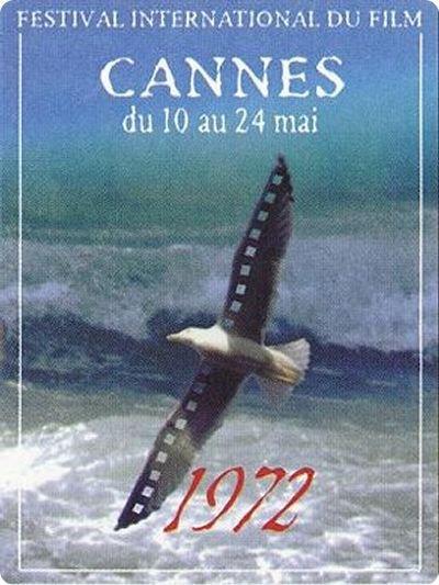 affiche festival de cannes 1972 Toutes les affiches du festival de Cannes de 1946 à 2013