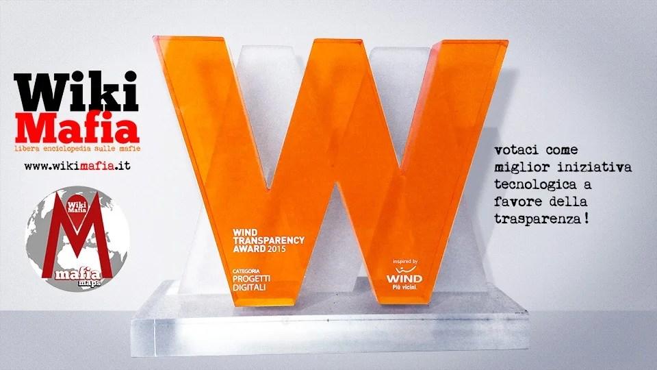wind transparency awards wiki