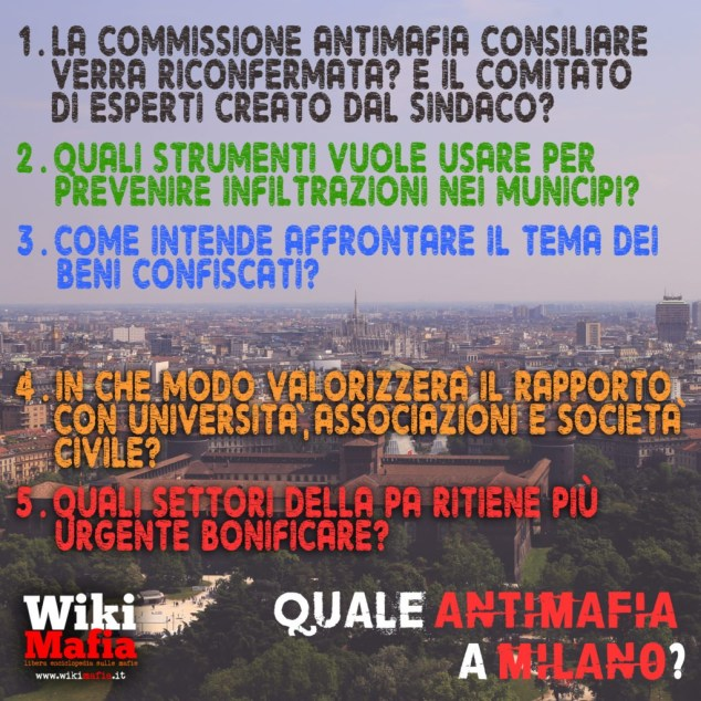 domande wikimafia sindaci