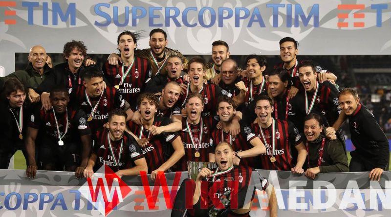 AC Milan Incar Winger