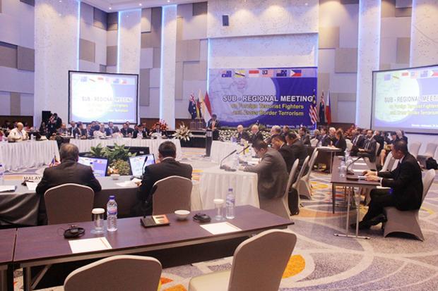 Hasil Konferensi Anti Terorisme di Manado