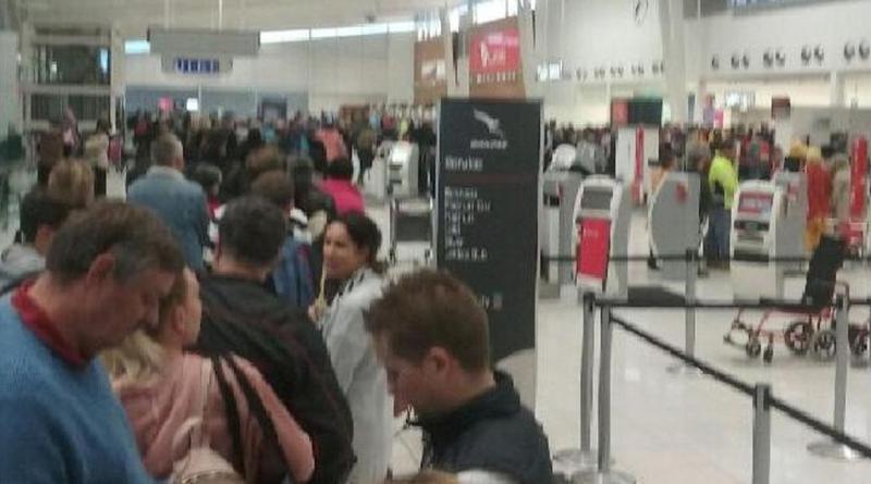 Ancaman Teror Bom Pesawat Di Sydney