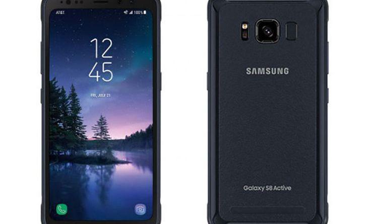 Samsung Galaxy S8 Active Punya Layar Anti Pecah
