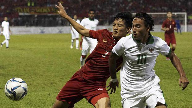 Indonesia vs Kamboja: Satria Tama Bisa Bermain