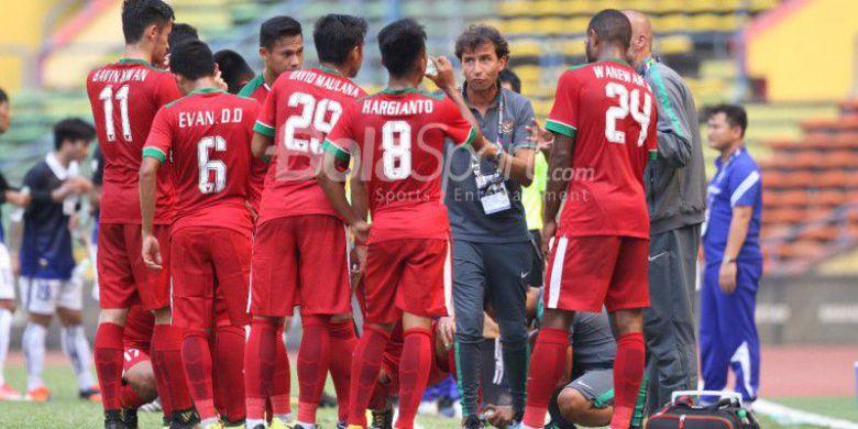 SEA Games 2017, Indonesia ke Semifinal untuk Tantang Malaysia