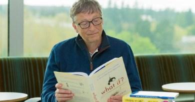 Rahasia Bill Gates Bisa Tetap Bersemangat