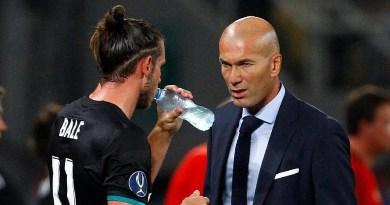 Tanggapan Zidane Agar Bale Tidak Disoraki Lagi