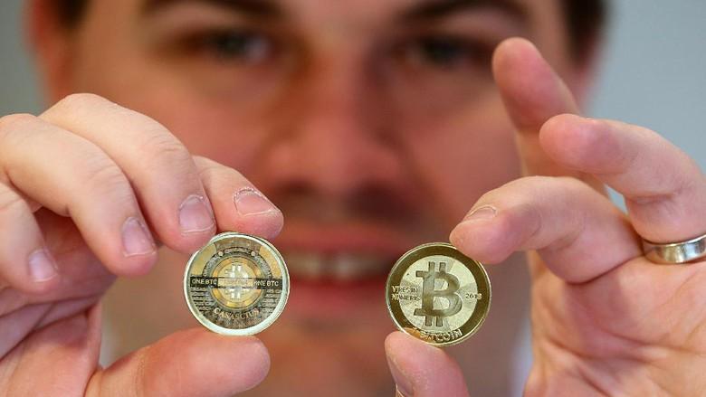 Wow ! Bitcoin Melambung dari Rp 12 Juta ke Rp 75 Juta dalam 2017