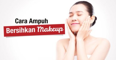 4 Cara Terampuh Untuk Membersihkan Makeup