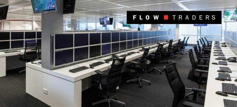 Europe's Top Speed Trading Firm Flow Traders Bergabung dengan Crypto-Economy