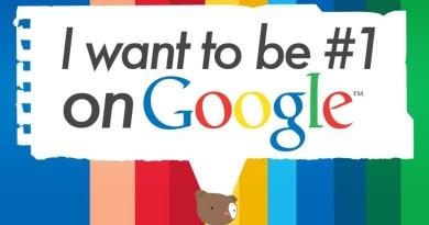 Cara Top Rank 1 Google