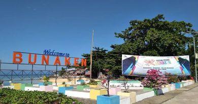Munculnya Gambar Taman Nasional Bunaken Di Google Doogle