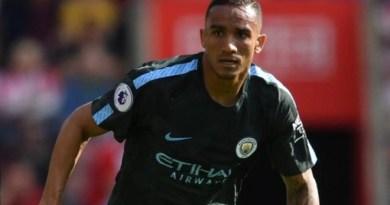Danilo Kembali Bela Manchester City di EFL Cup
