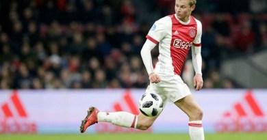 Real Madrid Ramaikan Perburuan Frenkie De Jong