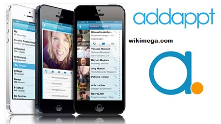 Hide Personal Info Via Addappt, addappt personal info hide app, how to hide personal info using addappt, addappot app photo