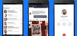 Facebook Companion Messaging App on Android, Facebook at Work Launches a Companion Chat App on Android