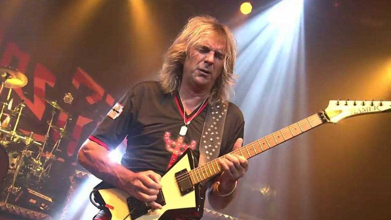 Entrevista com Glenn Tipton do Judas Priest