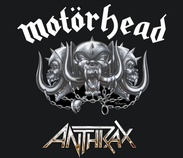 Motorhead+Anthrax