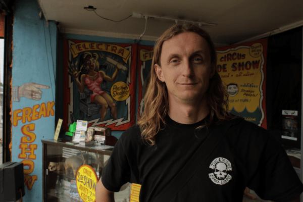 Sam Dunn entrevista