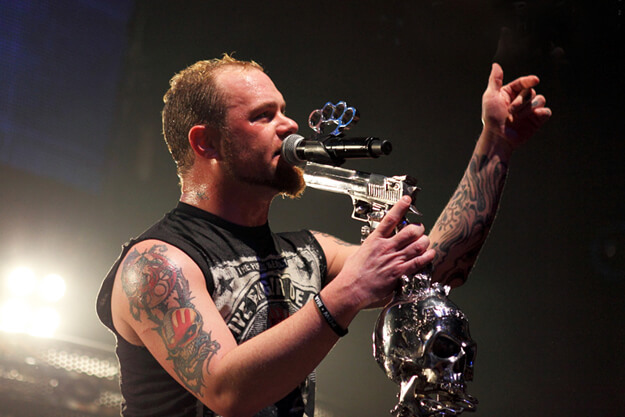 Five finger death punch - ivan moody