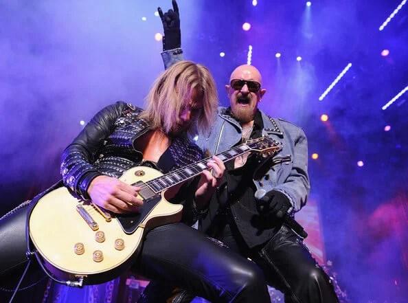 Richie Faulkner Judas Priest