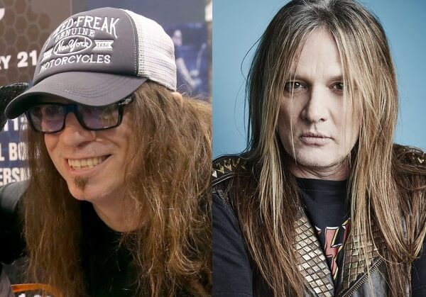 Guitarrista Do Skid Row Rejeita Reunião Com Sebastian Bach