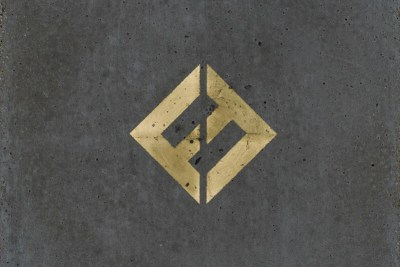 Foo Fighters, álbum Concrete and Gold