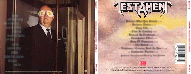 Quiz: Contra-capas de álbuns
