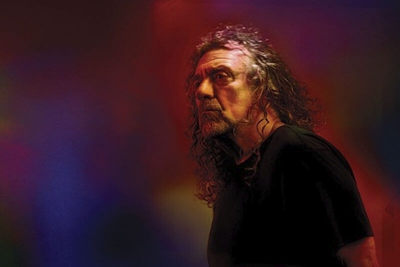 Robert Plant - Álbum Carry Fire