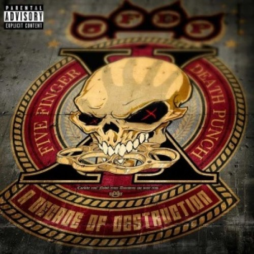 Five Finger Death Punch, álbum A Decade Of Destruction