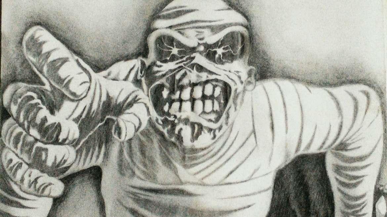 Iron Maiden por Daniel Pereira