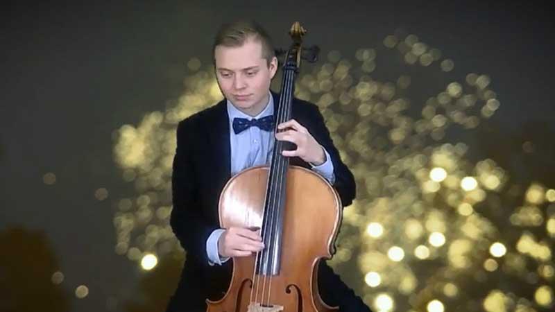 "Youtuber toca ""Wait and Bleed"" de Slipknot no violoncelo"