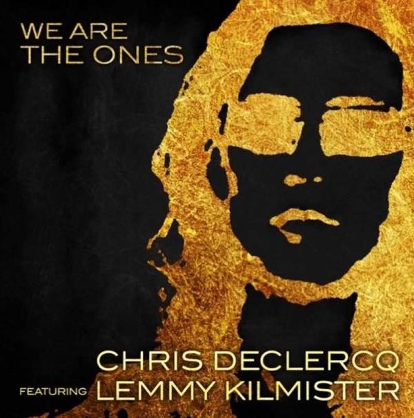 Novo single de Chris Declercq tem participação de Lemmy Kilmister