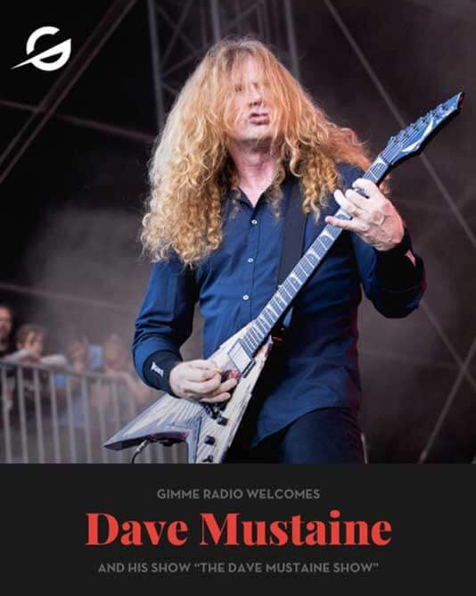 The Dave Mustaine Show
